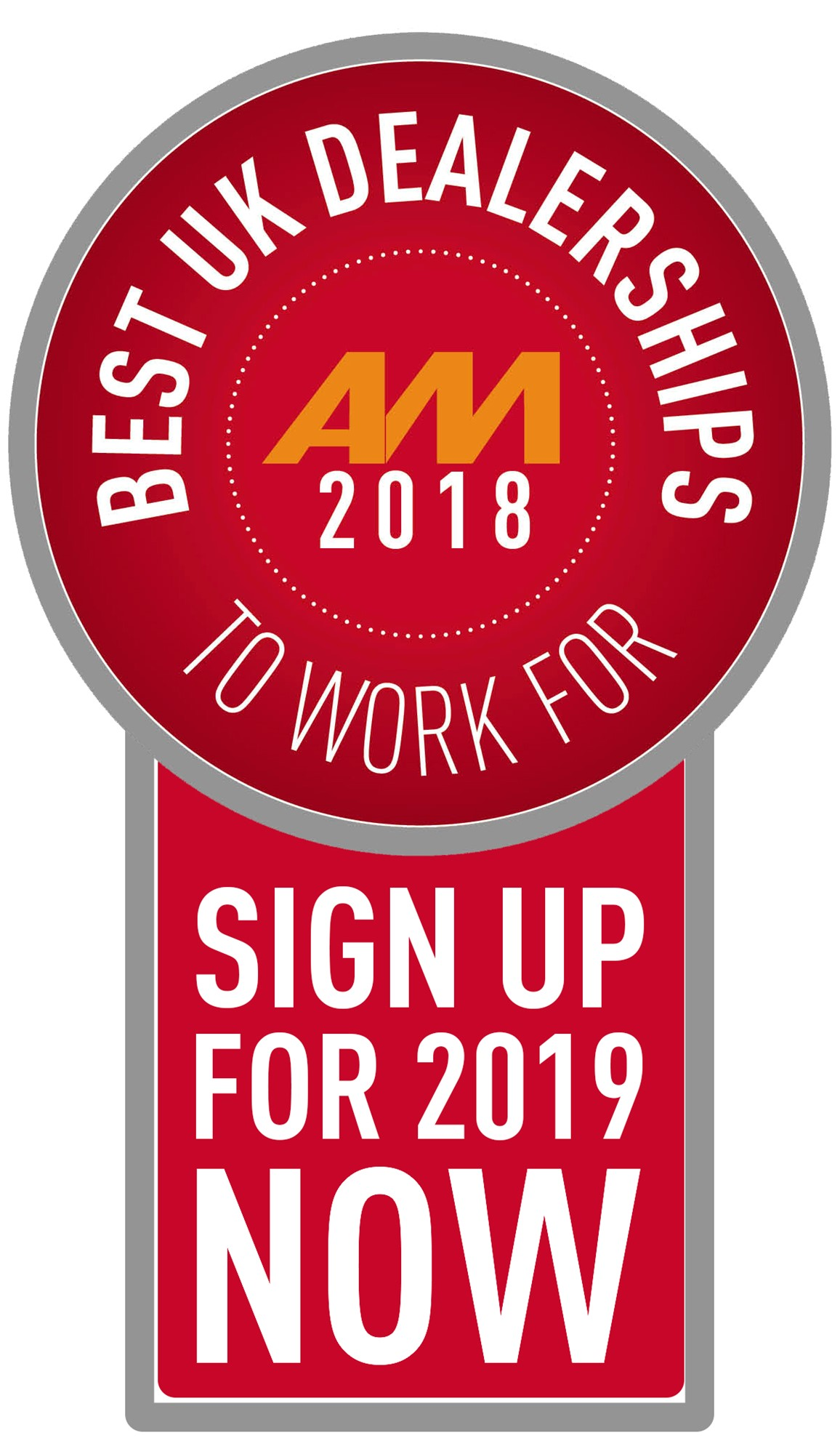 AM Best UK Dealerships to Work For - sign up for 2019 now