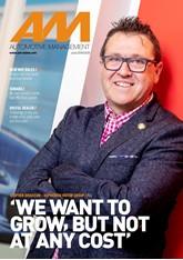 AM magazine cover June 2018
