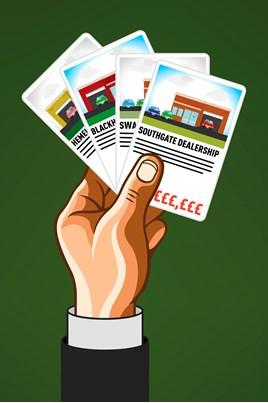 Dealership portfolio