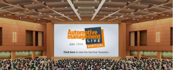 AM Live Virtual main theatre