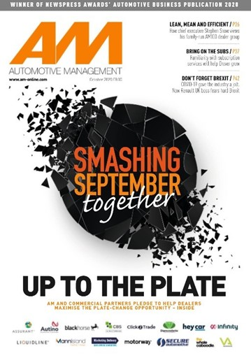 AM October 2020 issue cover
