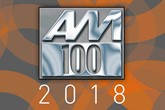AM100 logo 2018