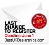 AM Best UK Dealerships To Work For 2018