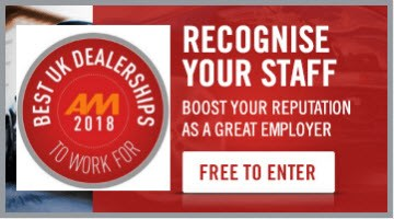 AM Best UK Dealerships To Work For 2018 teaser