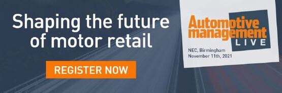 Automotive Management Live 2021 - Shaping the future of motor retail