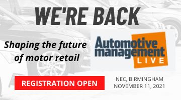 Automotive Management Live NEC Birmingham Nov 11