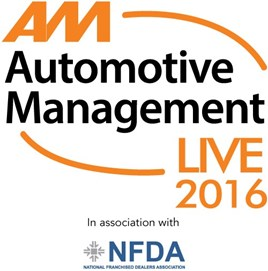 Automotive Management Live 2016 logo