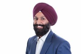 Amrit Singh finance director NextGear Capital