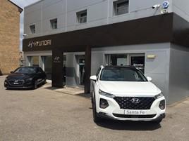 Ancaster Hyundai Welling in Kent