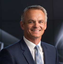 Andre Oosthuizen, JLR's Jaguar communications director