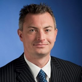 Andrew Burn, KPMG's UK head of automotive