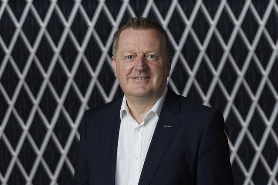 Genesis UK managing director, Andrew Pilkington