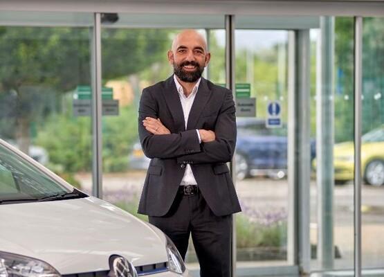 Departing: Volkswagen UK brand director, Andrew Savvas