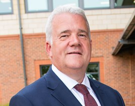 Andrew Sellars, Nissan Motor (GB) network sales director