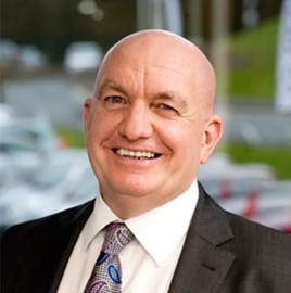 Chorley Group chairman, Andrew Turner