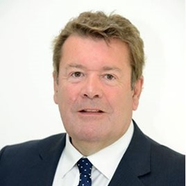 Vertu Motors chairman, Andy Goss
