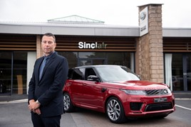 Sinclair Group managing director, Andy Sinclair