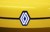 Renault's new brand logo