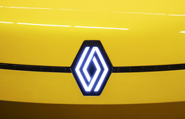 Renault's new brand logo signalled a change of manufacturing strategy