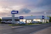 Arnold Clark's new Aberdeen Volvo dealership