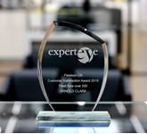 Arnold Clark ExpertEye trophy 2019