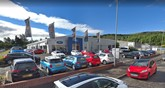 Arnold Clark Greenock Ford dealership