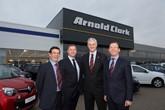 Arnold Clark's new flagship Renault dealership