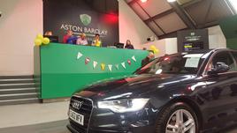 Aston Barclay CiN