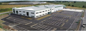 Aston Barclay's planned car auction Mega Centre in Wakefield