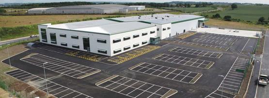 Aston Barclay's car auction Mega Centre in Wakefield