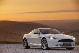 Aston Martin Timeless approved used programme