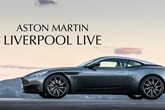 Aston Martin Wilmslow's Liverpool Live event
