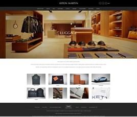 Aston Martin online merchandise