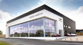 Sytner Group's Aston Martin Nottingham facility