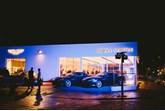 Stratstone's Aston Martin Wilmslow showroom