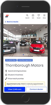 Auto Trader Retailer Stores