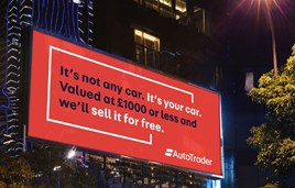 Auto Trader's 'it's not any car, it's your car' campaign