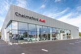 Group 1 Automotive's new Chelmsford Audi dealership