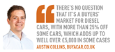 Austin Collins, buyacar.co.uk