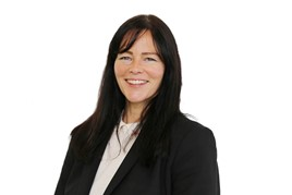 Auto Trader's manufacturer and agency director, Rebecca Clark
