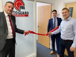 AutoGuard Warranties opens new regional office in Belfast, Northern Ireland.