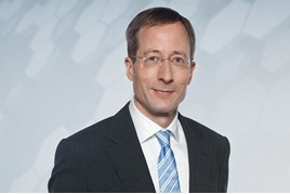 Axel Strotbek, board member for finance and organization of Audi AG