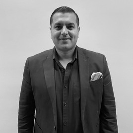 Engineius national sales manager, Bash Mohammed