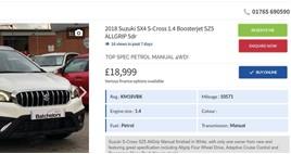 Batchelors Motor Group buy online 2018