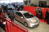 A Toyota Prius at BCA