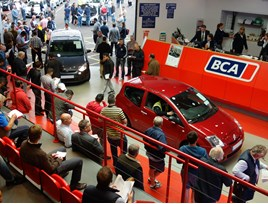 BCA auction Cambria Automotives