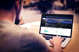 BCA Online platform