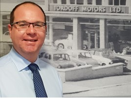 ​JCT600 Vehicle Leasing Solutions (VLS) division managing director, Ben Creswick
