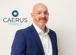 Ben Maguire, commercial director, Caerus Capital