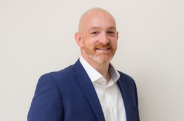 Ben Maguire, commercial director of Caerus Capital